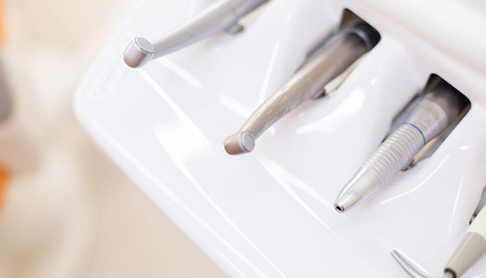 なかひがし歯科の治療設備